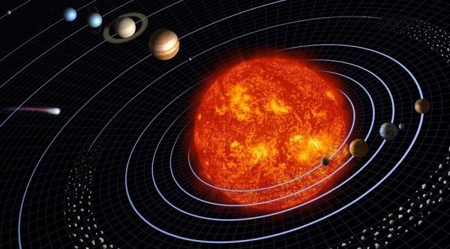 Güneş Nedir? Boyutları ve Yapısı
