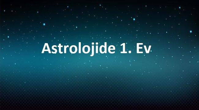 1. Ev Astrolojisi