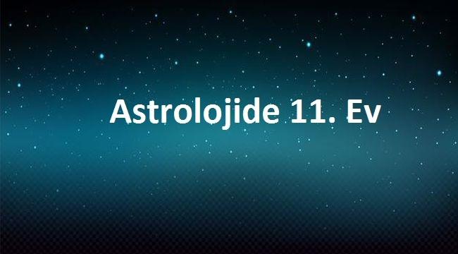 11. Ev Astrolojisi