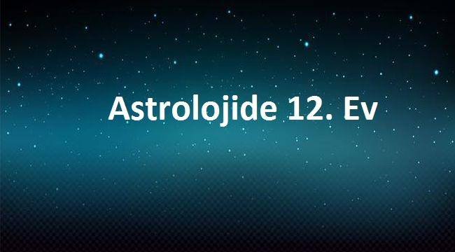 12. Ev Astrolojisi