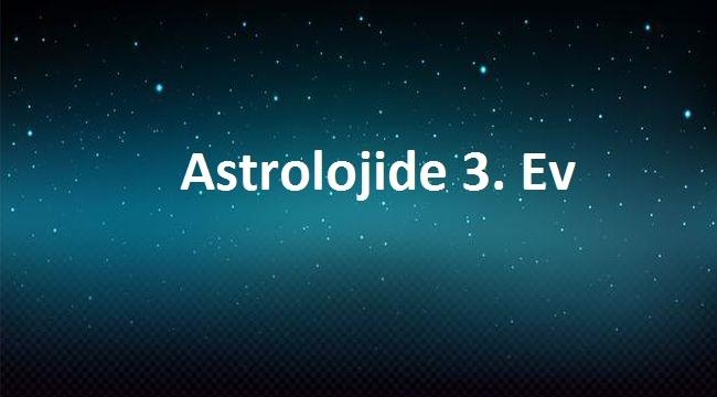 3. Ev Astrolojisi