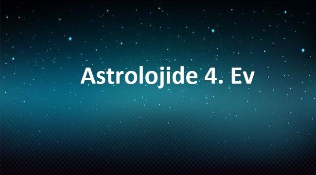 4. Ev Astrolojisi