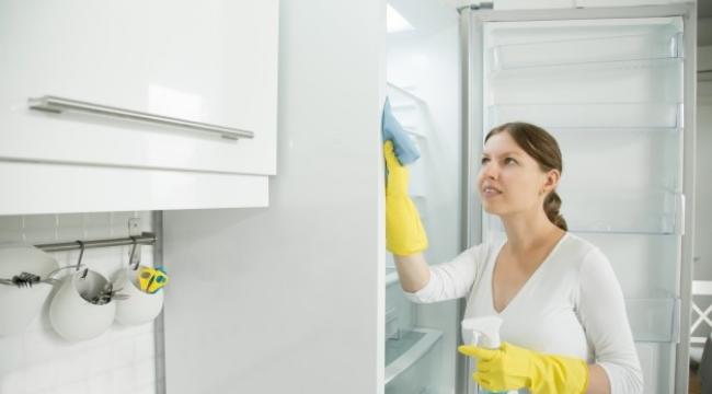 Kokan Bir Buzdolabı Nasıl Tazelenir?