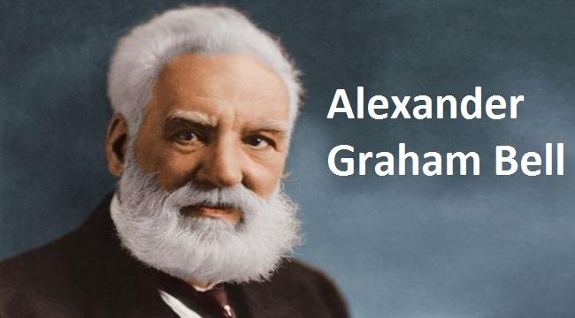 Telefonun Mucidi Alexander Graham Bell Kimdir?