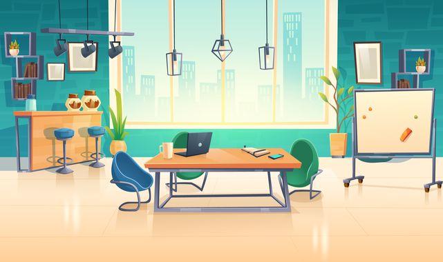 Pratik Ofisler Uygun Fiyata Kiralanıyor